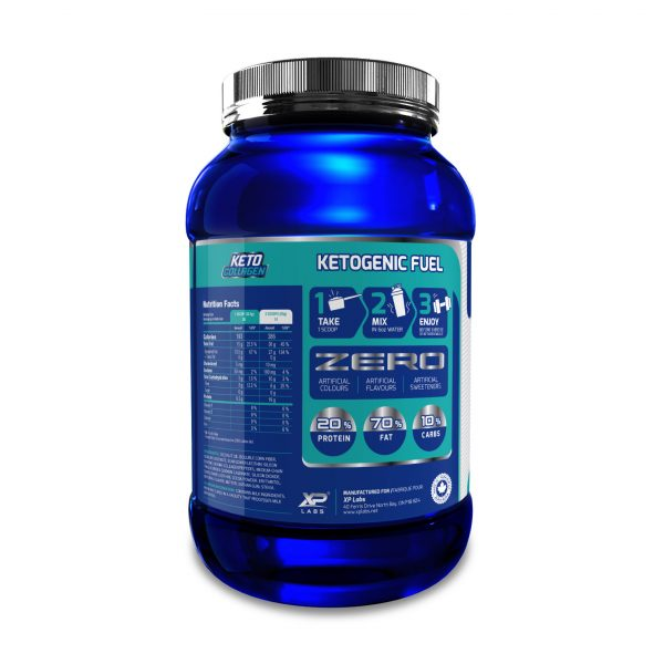 what is ketogenic collagen